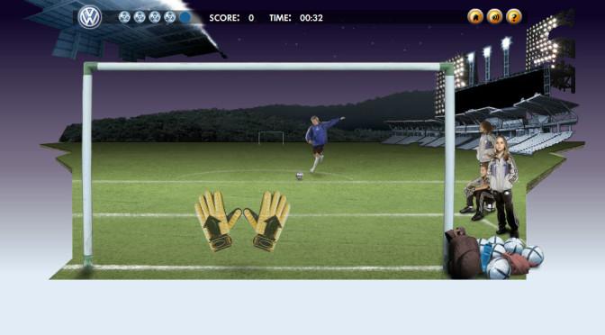 David Beckham Academy Games